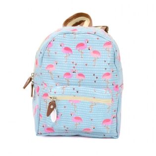 MOCHILA MINI MOOD FLAMINGO MME009