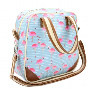 BOLSA FRANCESA MOOD FLAMINGO BFR009