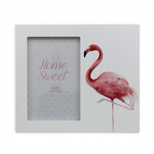 PORTA RETRATO 10X15 FLAMINGO HK-1715002