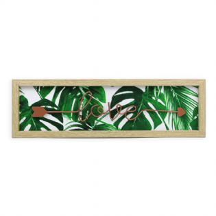 QUADRO DECORATIVO LOVE XCM178628X