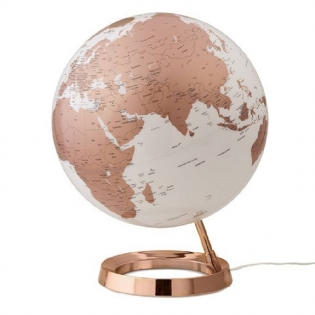 GLOBO TECNODIDATTICA LIGHT COLOR COBRE