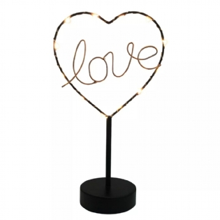 LUMINARIA URBAN LOVE HEART 40749