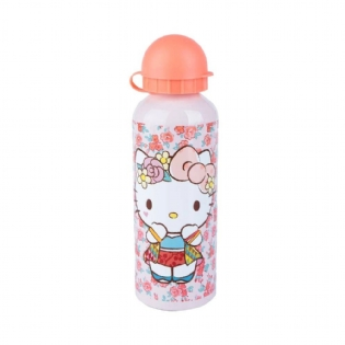 SQUEEZE URBAN HELLO KITTY ROSA 40611