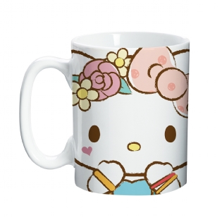 MINI CANECA HELLO KITTY 135ML 40549