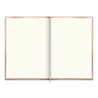 CADERNO BULLET JOURNAL TILIBRA W VILLAGE