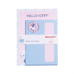 PAPEL DE CARTA HELLO KITTY CUTE